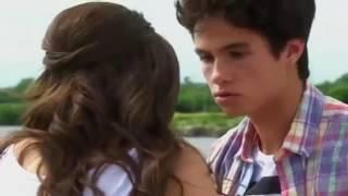 Luna y Simón hablan sobre el beso  Soy Luna  Cap61
