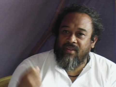 Mooji Video – A Letter Touches Mooji's Heart