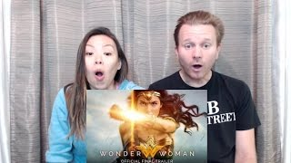 Video Wonder Woman Official Final Trailer Reaction & Review MP3, 3GP, MP4, WEBM, AVI, FLV Mei 2017