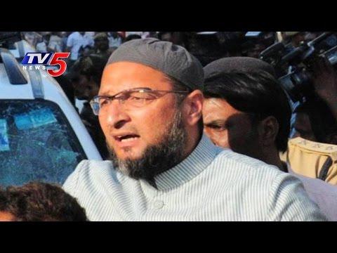Asaduddin Owaisi Surrenders Before Police | MIM & Congress Clash