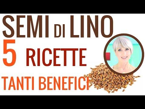 semi di lino: 5 ricette e molteplici benefici per la salute.