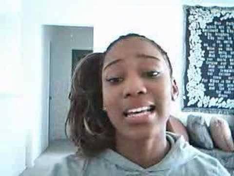 """(@Dondria) Singing """"Unfaithful"""" by Rihanna"""