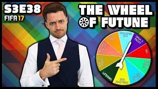 Video THE WHEEL OF FUTUNE! - S3E38 - Fifa 17 Ultimate Team MP3, 3GP, MP4, WEBM, AVI, FLV Agustus 2018