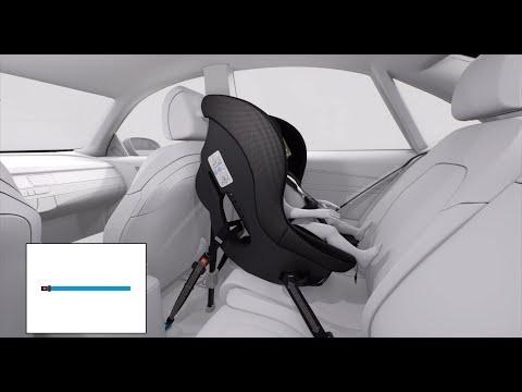 Child seat animation