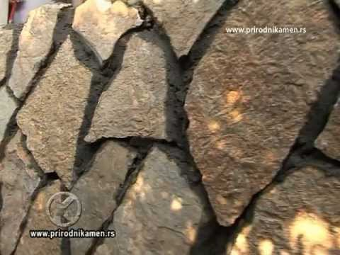 Prirodni Kamen u emisiji Radim gradim