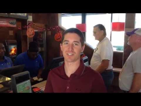 Using Apple Pay at McDonalds