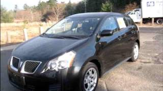 2009 Pontiac Vibe Start Up, Engine&In Depth Tour