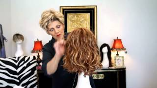 Video Editor's Pick Wig by Raquel Welch in RL31/29 Fiery Copper MP3, 3GP, MP4, WEBM, AVI, FLV Agustus 2018