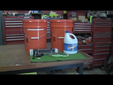 Emergency Water Filter System SHTF