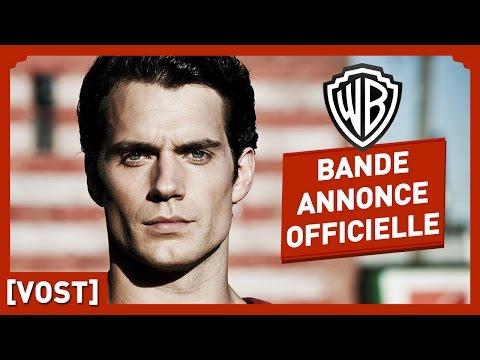 Man Of Steel - Bande Annonce Officielle 2 (VOST) - Zack Snyder / Henri Cavill / Kevin Costner