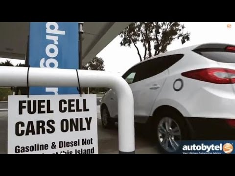 2015 Hyundai Tucson Fuel Cell First Drive and Video Review
