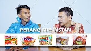 Video PERANG MIE INSTAN! MANA YANG PALING ENAK? MP3, 3GP, MP4, WEBM, AVI, FLV November 2017
