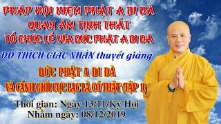 ĐẠI LỄ VÍA ĐỨC PHẬT A DI ĐÀ NĂM 2019 TẬP 1