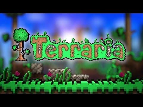 Terraria Logo Hd