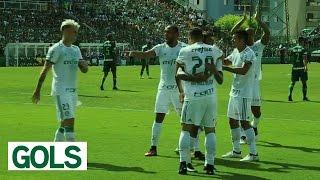 Raphael Veiga e Vitinho marcaram os gols do Verdão na tarde deste sábado (21), na Arena Condá. -------------------- Assine o...