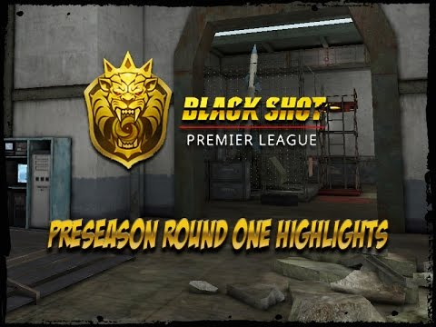 BlackShot Premier League — Preseason Round One Highlights