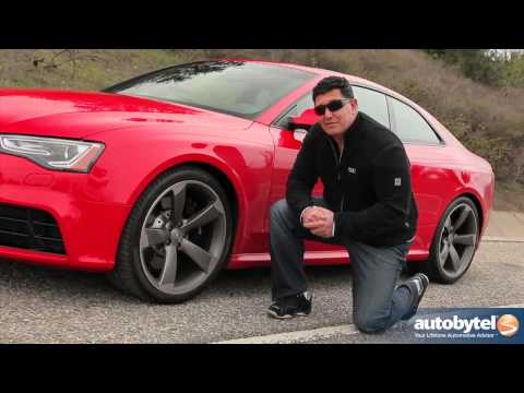 2013 Audi RS5 Video Review