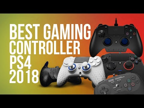 BEST GAMING CONTROLLER FOR PS4 [2018] - TOP 10 PS4 CONTROLLERS