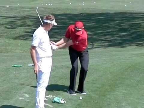 PGA Tour Justin Rose Pitch Shot w/ Ian Poulter