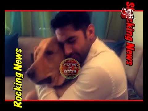 Karan Vohra's Cute Moments With His Son