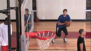 Matt Carroll Training with Accelerate Basketball