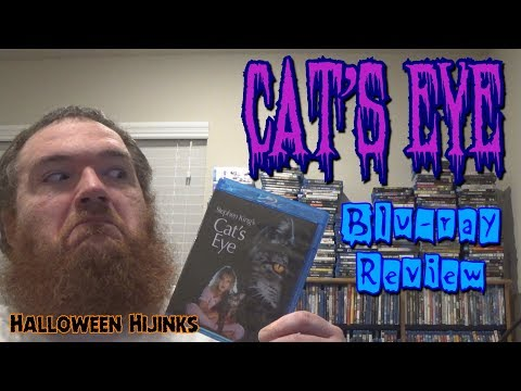 Cat's Eye (1985) - Blu-ray Review | Halloween Hijinks