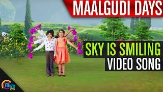Sky is Smiling Song From Maalgudi Days
