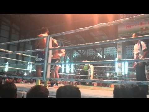 SAW SHARK( Myanmar ) & PARWII( Thai ) 1st Round