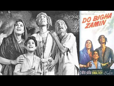 Do Bigha Zamin (1953)  Hindi Full Movie |  Balraj Sahni Movies | Nirupa Roy Movies | Meena Kumari