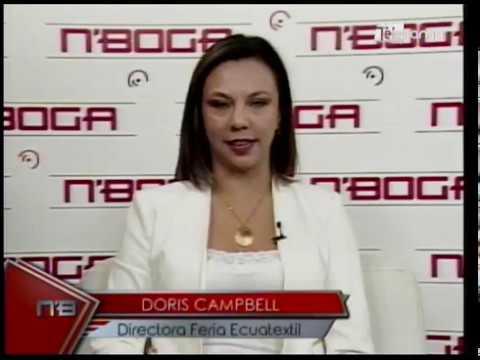 Feria de insumos para la confección Ecuatextil Ecuador 2019