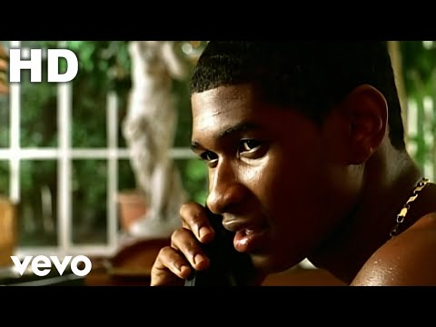 Usher - Nice & Slow (Official Music Video)