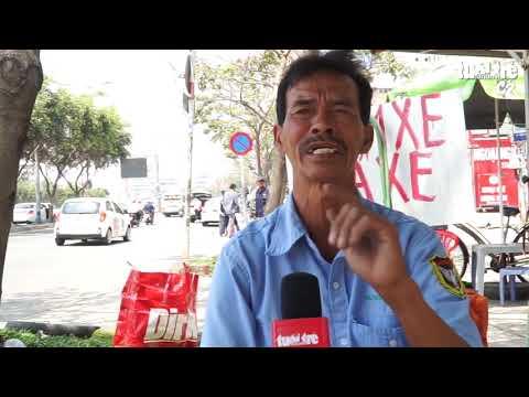 Hoa kèn hồng khoe sắc trên đường phố Sài Gòn - Thời lượng: 2 phút, 16 giây.