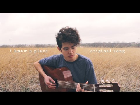 I Know A Place - Original Song (видео)