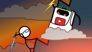 YouTube vs Grey: A Ballad of Accidental Suspension