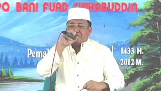 KH. MUAMAR  ZA - Qiro 55menit ; Pemalang 2012