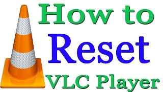 In this short tutorial you will learn about how to reset vlc media player