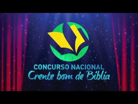 Concurso Nacional Crente Bom de Bíblia