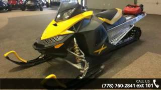 6. 2008 Ski-Doo Summit® X 154 800R Power T.E.K.  - Banner R...