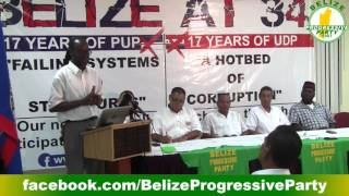 Your Belize Progressive Party - BPP Celebrates One Year Anniversary