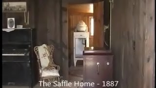 Eagar (AZ) United States  city images : The Saffel Home - 1887 | Historical Park, Springerville, AZ