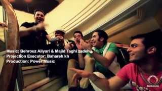 Begoo Doosam Dari Music Video Hamid Asghari