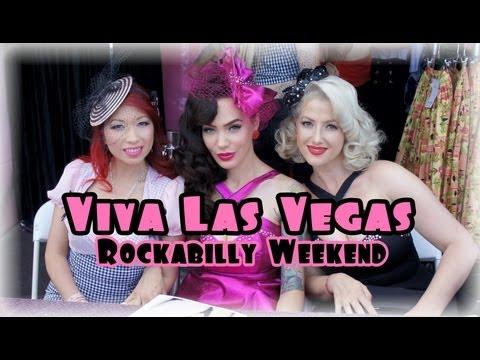 Viva Las Vegas Rockabilly Weekend 2013 & OOTD