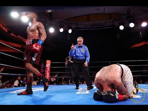 trout vs hernandez & lara vs rojas: highlights premier boxing champions