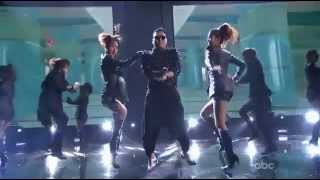 """PSY ft. Special guest MC Hammer - """"Gangnam Style/2 Legit 2 Quit"""" on American Music Awards (AMA)"""