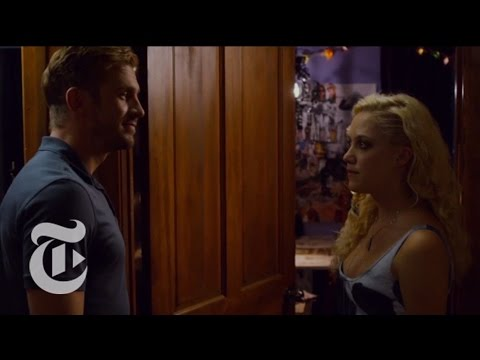 "Director! - Adam Wingard narrates a sequence from his film ""The Guest,"" written by Simon Barrett and featuring Dan Stevens and Maika Monroe. Produced by: Mekado Murphy Read the story here: http://nyti.ms..."