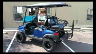 3. Used Golf Cart - 2015 Club Car Precedent