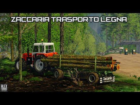 Zaccaria Legna Wood Trailer v1.0