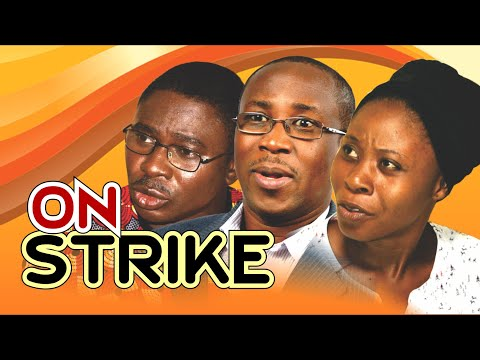 ON STRIKE || FRESH from EVOM Films Inc. || Written & Directed by 'Shola Mike Agboola