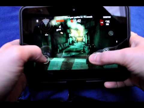Amazon Kindle Fire HD Hands-On (Deutsch)