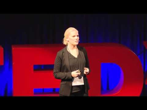 The power of intuition | Katrine Kjaer | TEDxHSG